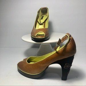 Cervato Heels Sandals Shoes #38